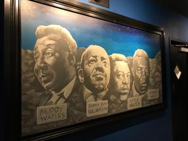 Presidents wink