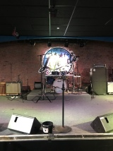 The Stage where the magic happens