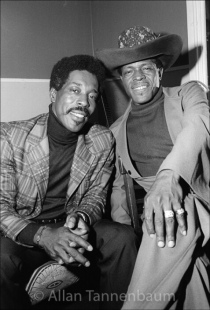 Buddy Guy and Jr. Wells It was Juniors Birthday